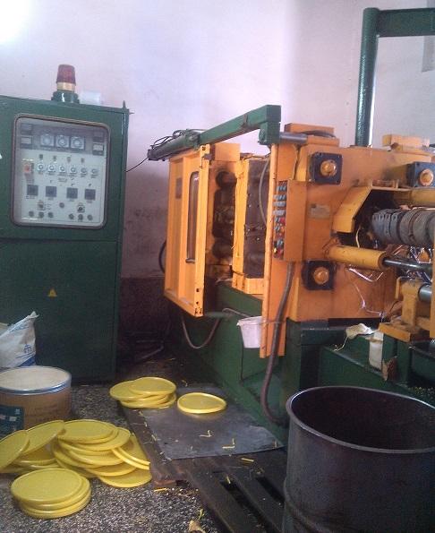 تزریق پلاستیک ۶۰۰ گرم NVM اکراین