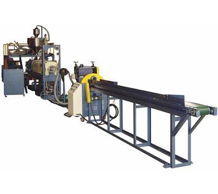 دستگاه تولید لوله، لوله خرطومی و شیلنگ