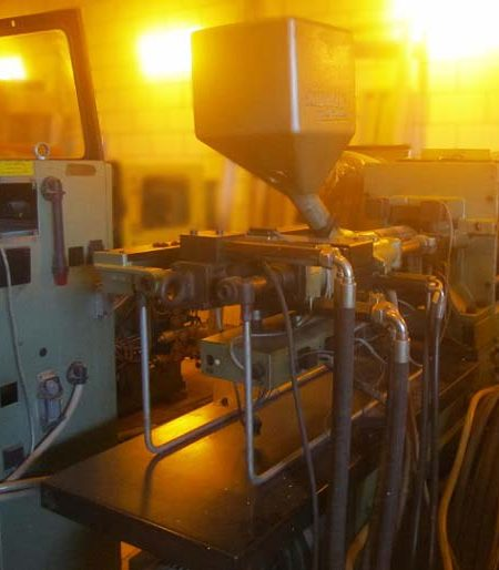 تزریق پلاستیک ۴۰ گرم (عمودی / افقی) آربورگ آلمان