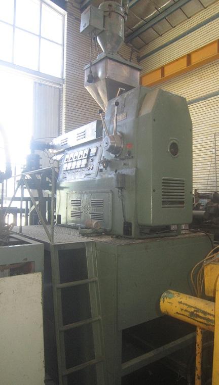 دستگاه تولید سلفون عرض ۴۰ ژاپنی