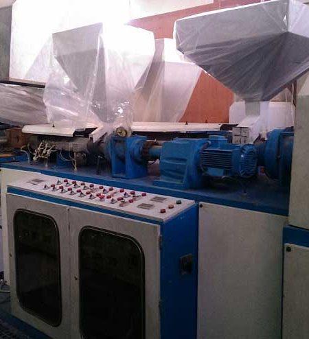 دستگاه تولید ظروف یک بار مصرف