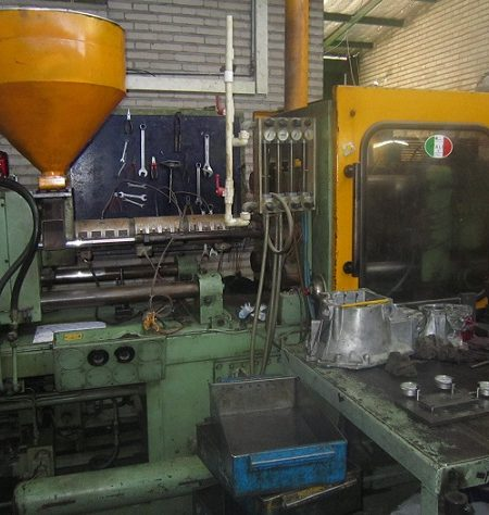 تزریق پلاستیک ۴۰۰ گرم (۱۵۰ تن) Engel اتریش