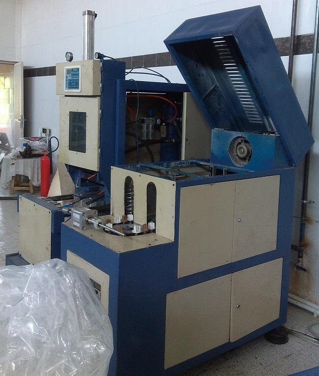 دستگاه بادکن HZ نیمه اتوماتیک