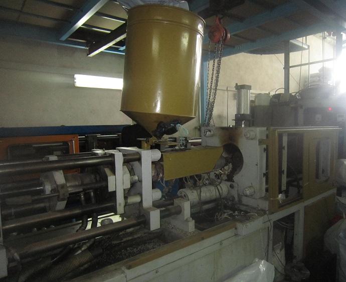 تزریق پلاستیک ۱۵۰ گرم
