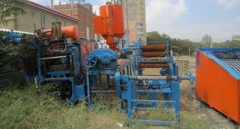 دستگاه تولید ظروف یک بار مصرف P.P