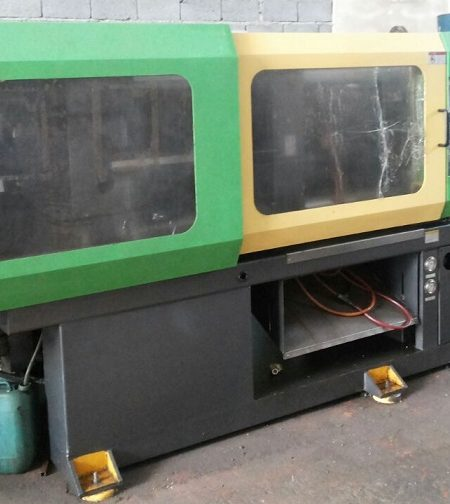 تزریق پلاستیک ۷۵۰ گرم (۲۶۸ تن) داکومار