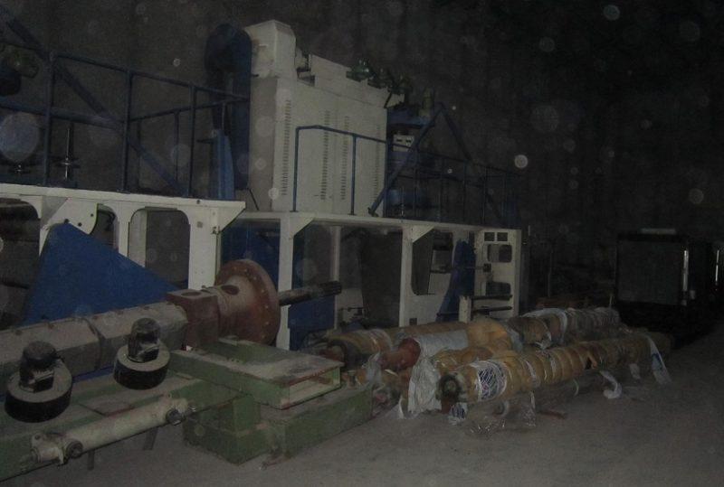 دستگاه تولید سلفون تایوانی