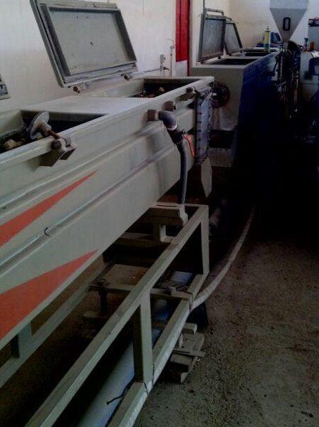 دستگاه تولید لوله سفید
