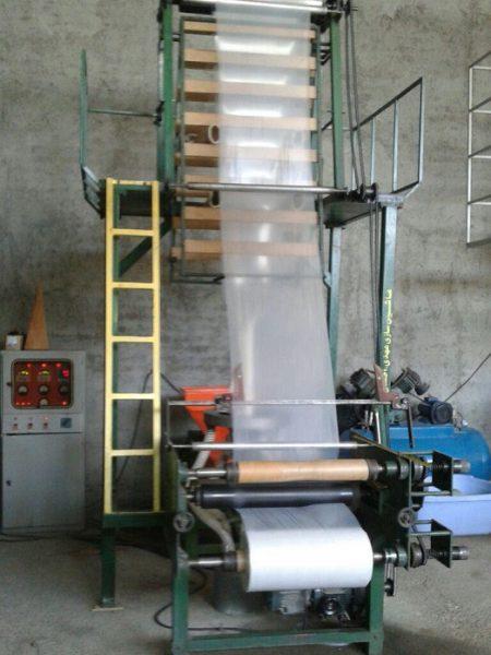خط تولید نایلون عرض ۷۰