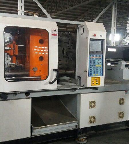تزریق پلاستیک ۲۰۰۰ گرم (۴۰۰ تن) مخصوص IML