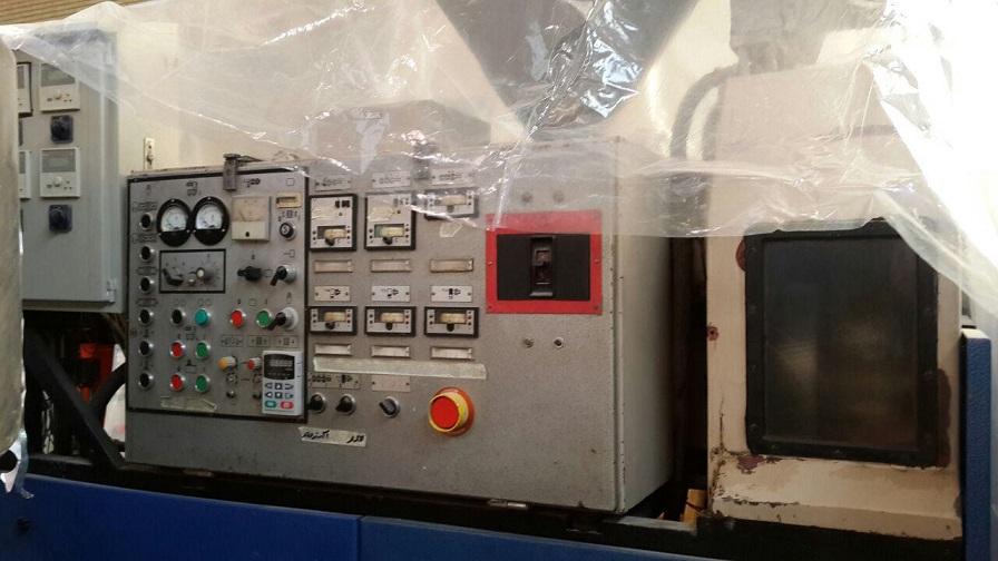 تزریق پلاستیک بادی ۲ لیتری چک اسلواکی