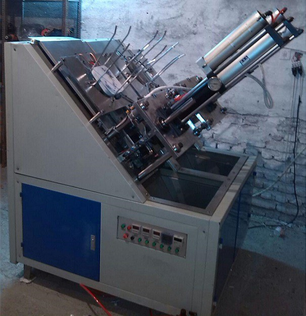 دستگاه تولید بشقاب کاغذی ویکتوری چین