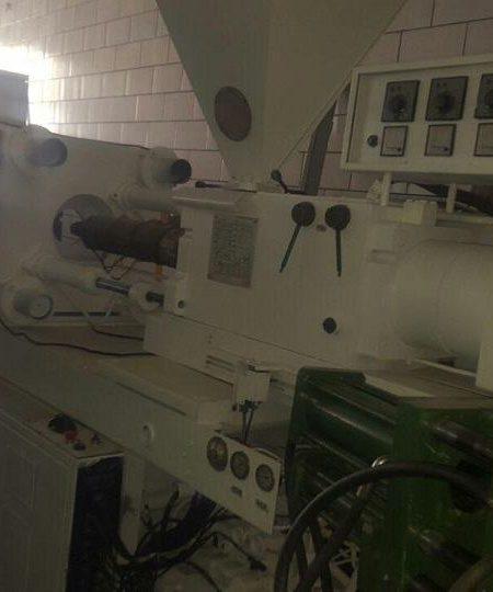 تزریق پلاستیک ۸۰۰ گرم (۲۵۰ تن) کوازی آلمان