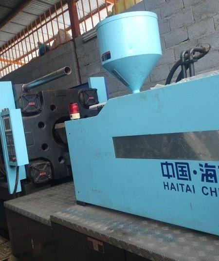 تزریق پلاستیک ۱۵۰۰ گرم (۳۸۰ تن) هایتای سینگر