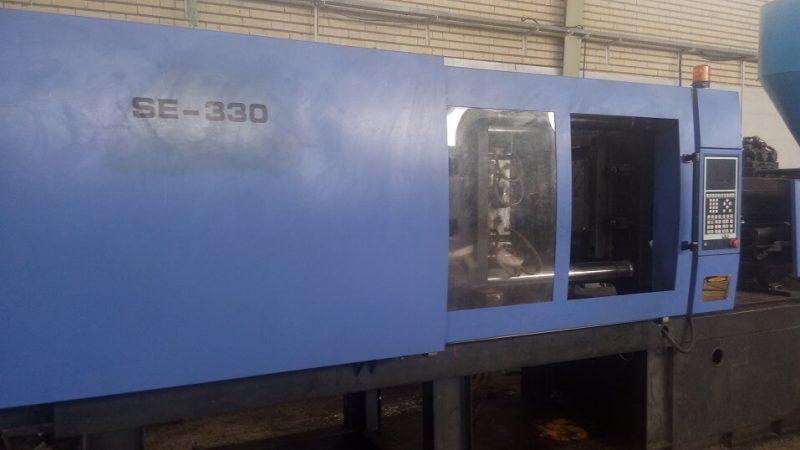 دستگاه تزریق پلاستیک 330 تن ساند