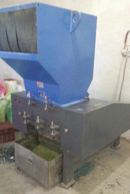 آسیاب پلاستیک 60 چکشی NBM چین