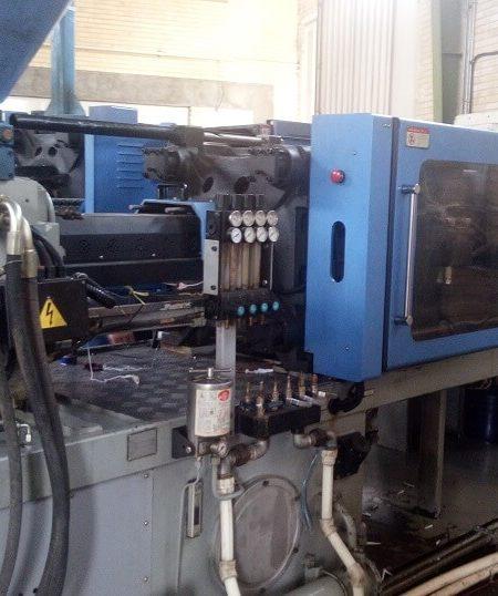 تزریق پلاستیک ۴۰۰ گرم (۱۷۰ تن) NBM