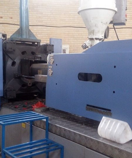 تزریق پلاستیک ۱۲۰۰ گرم (۳۰۸ تن) NBM