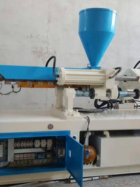 دستگاه تزریق پلاستیک ۴۰۰ تن تکنوهیدرولیک