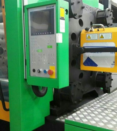 تزریق پلاستیک 2000 گرم (400 تن) برچ پولاد