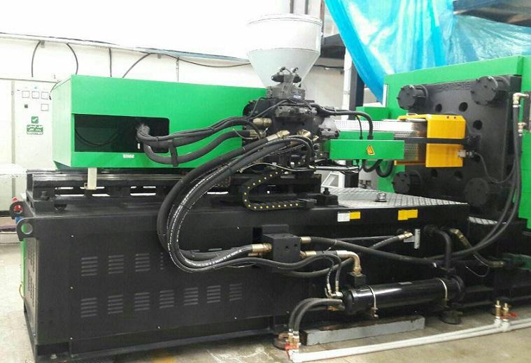 تزریق پلاستیک 2000 گرم (400 تن) بورچ پولاد
