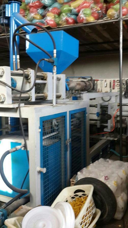 تزریق پلاستیک بادی 30 لیتری موسی خانیان