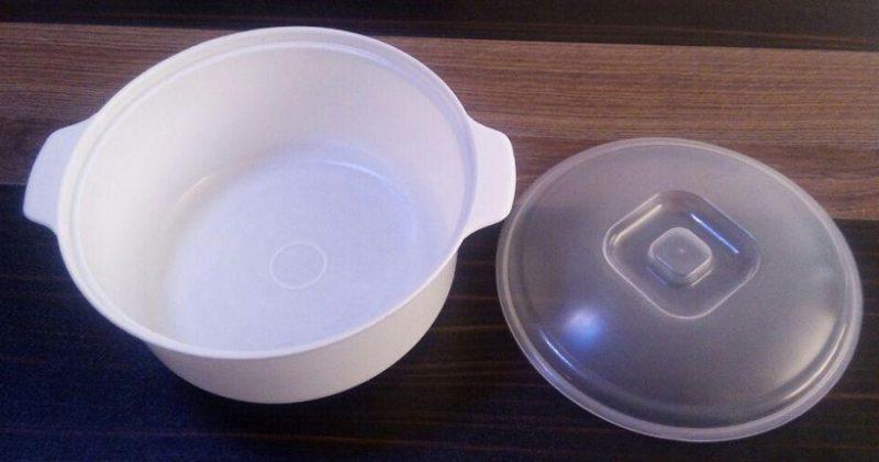 قالب قابلمه پلاستیکی