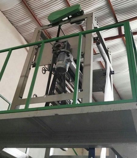 دستگاه تولید نایلون عرض 70 چینی